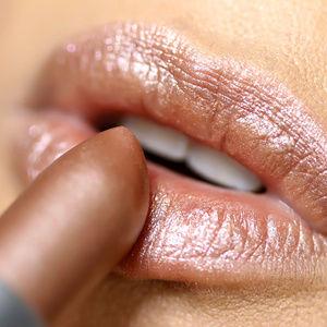 "NIB MAC Metallic ""MODERN MIDAS"" Lipstick"